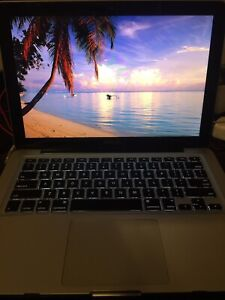 MacBook Pro (13-inch) Mid 2012 500 GB