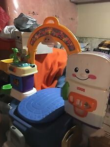 Fisher price little kitchen