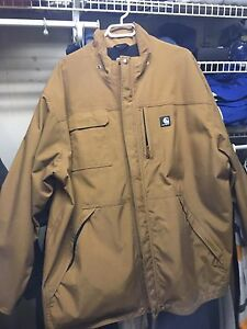 Carhartt waterproof and breathable jacket 2xl