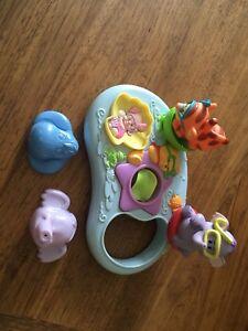 Jouets pour le bain Winnie Pooh