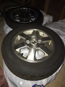 195/65 r15 tires and rims