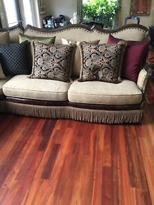 3pcs large couch