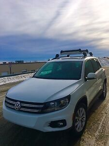 2014 Volkswagen Tiguan Comfort Line with Tow Package