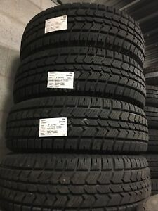 4 pneu artic claw 215/70r16 comme neuf