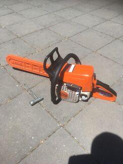 Stihl MS230 woodboss chainsaw