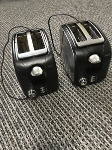 2 grilles-pain (Toaster) 2 tranches identiques