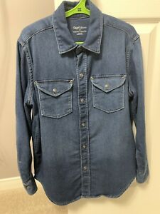 BOYS GAP DENIM SHIRT