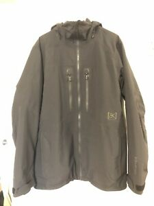 Burton AK Swash Goretex Snowboard Jacket Medium