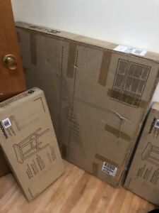 Kitchen Table + 2 Chairs. New in Box