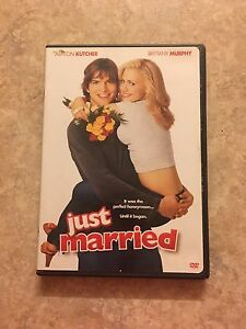 Just Married dvd