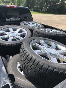 Escalade wheels for cheap!!!!