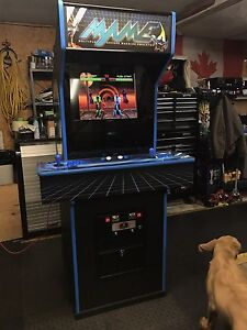 Midway Arcade Mame Cabinet