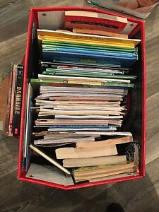 Large Box of Assorted Children's Books