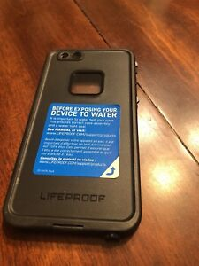 Selling brand new iPhone 6plus lifeproof case
