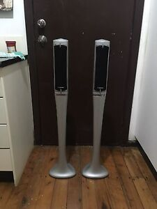 Cadence front tower speakers Condell Park Bankstown Area Preview