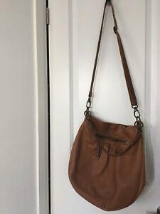 Roots hobo purse