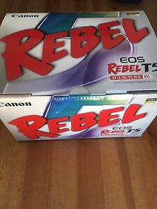 BRAND NEW! Canon EOS REBEL T5 DSLR