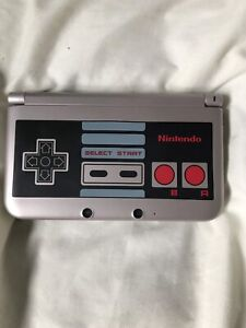 Limited Edition NES Style 3DS XL