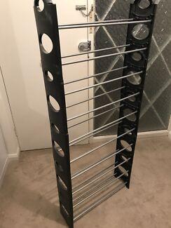 Stackable shoe rack x5