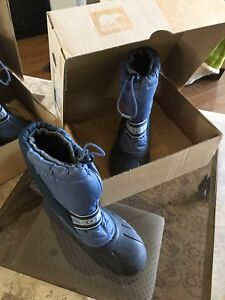 Sorel Winter Boots - Youth Cub, Size 5