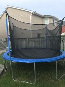 Trampoline - 12 foot diameter