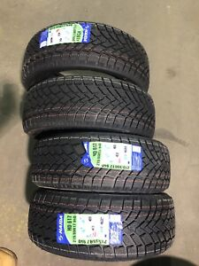 NEW 215/55/R17 WINTER TIRES
