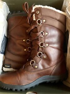 Timberland Earthkeepers Mount Hope Mid Women's Winter Boots BNIB