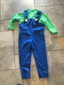 Costume Halloween Luigi small