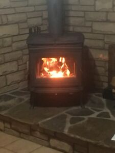 Brand New Pacific Energy Wood Stove. Save $700