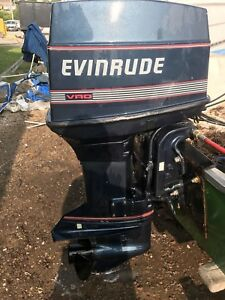 Mid 90's 60hp Evinrude