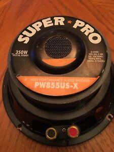Haut-parleur 8 pouces 350 watts