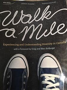 Walk a mile book