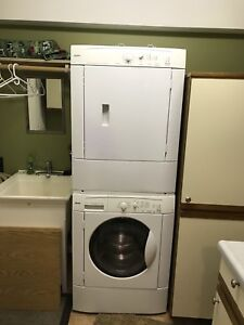 Kenmore  Stackable Washer and Dryer