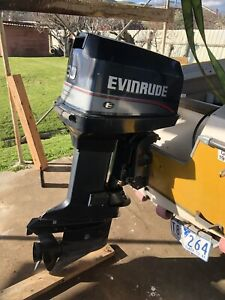 evinrude 25 hp | Boat Accessories & Parts | Gumtree