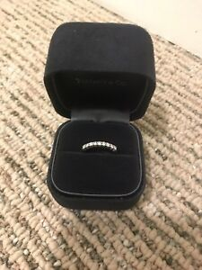 Authentic Tiffany & Co Embrace Wedding Band / Ring for Woman