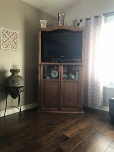 Rustic/Mexican TV Cabinet