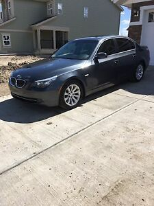 2008 BMW 528i excellent condition