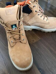 Brand new Timberland Pro Resistor Safety Boots Size 8