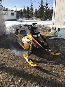 2004 skidoo rev 800ho Blair Morgan edition