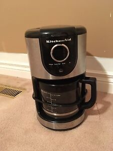 Kitchen Aid 12 cup Coffee Maker