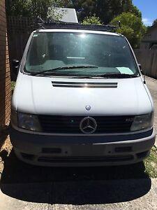 Mercedes Benz Vito 113 Croydon Maroondah Area Preview
