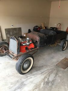 Ford T bucket roadster truck hot rod PROJECT