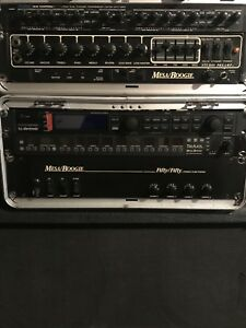 MESA BOOGIE 50/50 power amp .