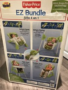 Fisher-Price EZ Bundle 4 in 1  for sale