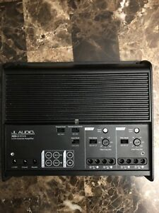 JL AUDIO XD400/4 amplifier