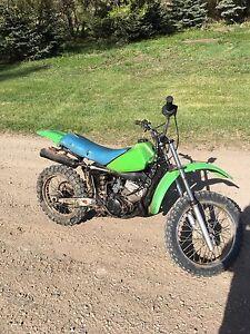 1985 kdx80