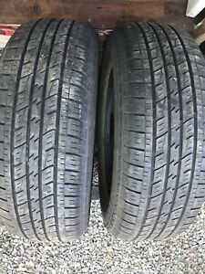 235/65/R17  2 tires for only 40$  summer tire