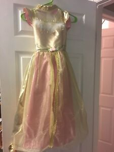 Girls' Barbie Renaissance Princess Halloween Costume