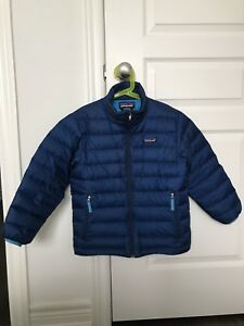 Patagonia Boy's Down 7-8yr old