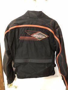 Harley women's jacket  and hyabusa jacket